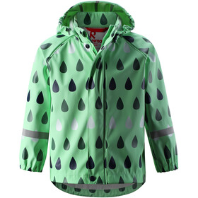 Reima Vesi Raincoat Kids pale green